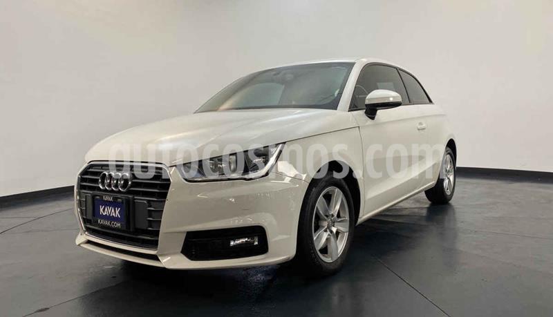 Audi A1 Sportback S line Plus usado (2016) color Blanco precio $234,999