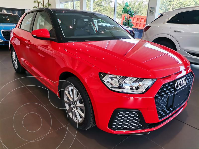 Foto Audi A1 30 TFSI Cool  nuevo color Rojo Perla precio $537,400