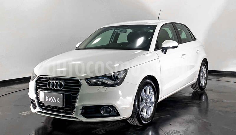 Audi A1 Cool usado (2016) color Blanco precio $227,999