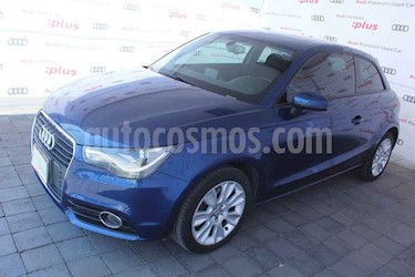 Audi A1 Ego S Tronic usado (2015) color Azul precio $192,000