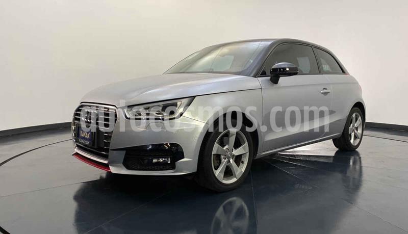Audi A1 Sportback Ego S-Tronic usado (2016) color Plata precio $259,999