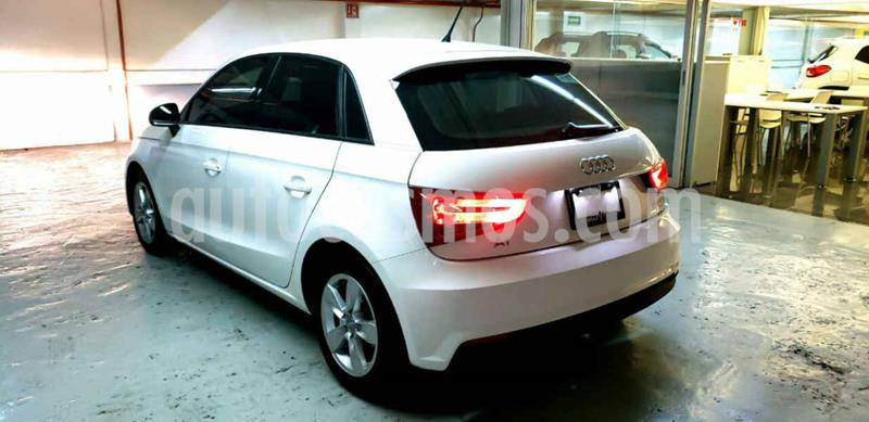 Audi A1 Sportback Cool S-Tronic usado (2017) color Blanco precio $295,000