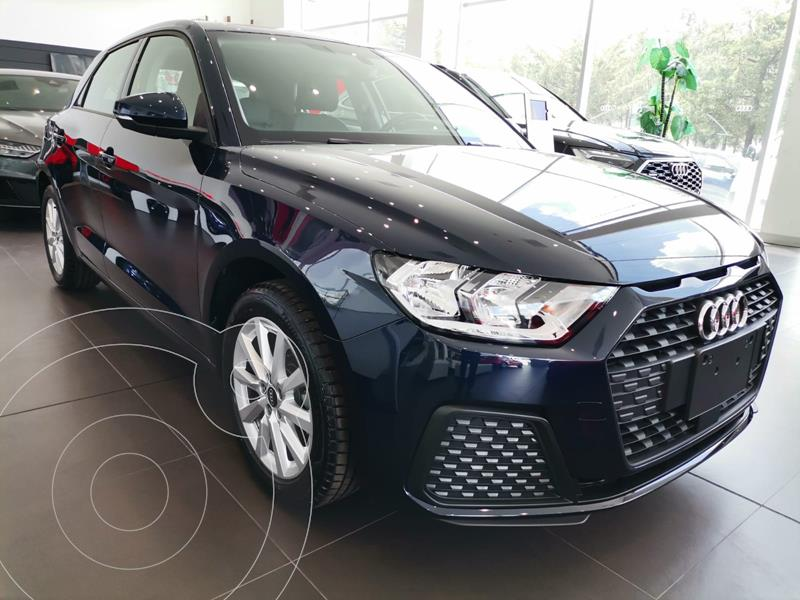 Foto Audi A1 30 TFSI Cool  nuevo color Azul precio $528,300
