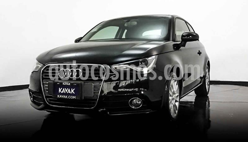 Audi A1 Cool S Tronic usado (2014) color Negro precio $219,999