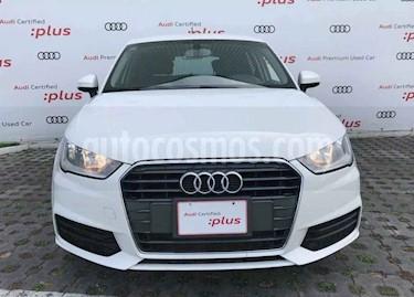 Audi A1 5p Urban L4/1.4/T Aut usado (2017) color Blanco precio $215,000