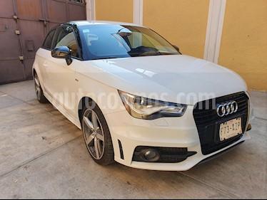 Audi A1 Sport S-Tronic usado (2014) color Blanco precio $185,000
