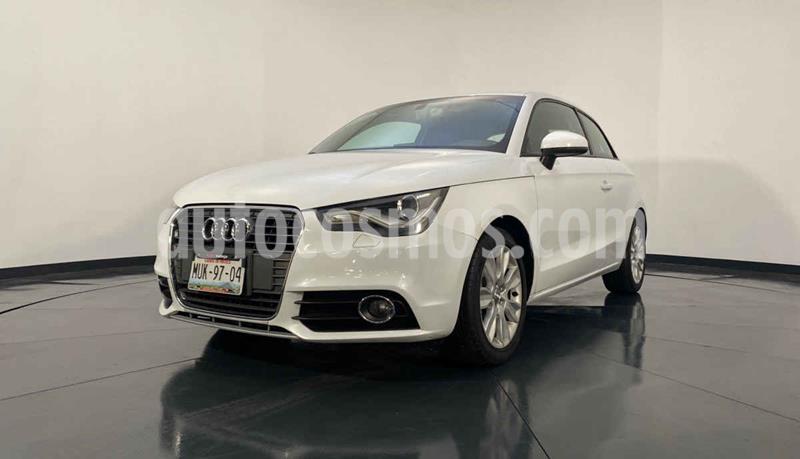 Audi A1 Ego usado (2015) color Blanco precio $222,999