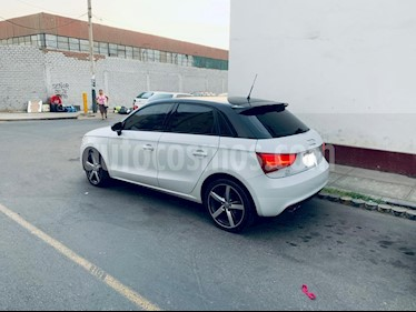 Audi A1 Sportback T FSI usado (2014) color Blanco precio u$s17,000
