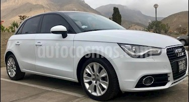 Audi A1 Sportback T FSI usado (2013) color Blanco precio $2,000