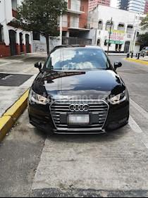 Audi A1 Sportback Cool S-Tronic usado (2016) color Negro precio $240,000