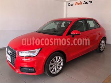 Foto Audi A1 Sportback Cool usado (2018) color Rojo precio $350,000
