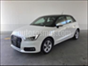 foto Audi A1 Sportback Cool usado (2016) color Blanco precio $255,000