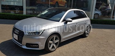 Foto venta Auto usado Audi A1 Sportback Ego S-Tronic (2018) color Plata Metalizado precio $409,500