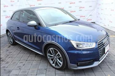 Foto Audi A1 Sportback Ego S-Tronic usado (2016) color Azul precio $255,000