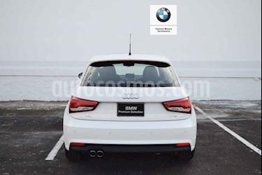 Foto venta Auto usado Audi A1 Sportback Ego S-Tronic (2018) color Blanco precio $350,000