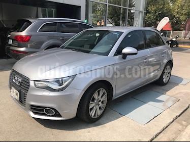 Foto Audi A1 Sportback Ego usado (2015) color Plata precio $225,000