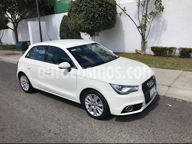 foto Audi A1 Sportback Ego usado (2013) color Blanco Amalfi precio $169,000