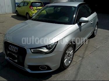 Foto Audi A1 Sportback Sport usado (2012) color Plata precio $160,000