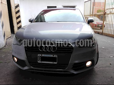 Audi A1 Sportback T FSI Ambition usado (2014) color Plata Hielo precio u$s17.000