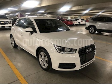 Foto venta Auto usado Audi A1 Sportback Urban S-Tronic (2018) color Blanco precio $340,000