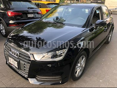 Foto venta Auto usado Audi A1 Sportback Urban S-Tronic (2018) color Negro precio $340,000
