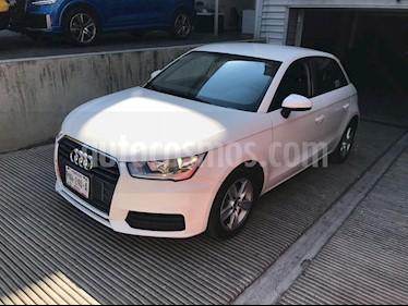 Foto venta Auto Seminuevo Audi A1 Sportback Urban S-Tronic (2018) color Blanco Amalfi precio $319,000