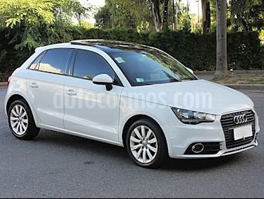Foto venta Auto usado Audi A1 T FSI Ambition S-tronic (2013) color Blanco Amalfi precio $620.000