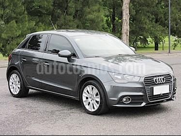 Foto venta Auto Usado Audi A1 T FSI Ambition S-tronic (2015) color Gris precio $640.000