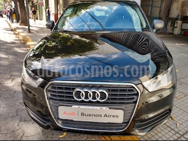 Foto venta Auto usado Audi A1 T FSI (2013) color Negro precio u$s10.600