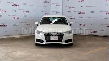 Foto Audi A1 Urban S-Tronic usado (2018) color Blanco precio $350,000