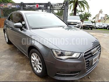 Foto venta Auto usado Audi A3 - (2014) color Gris Oscuro precio $730.000