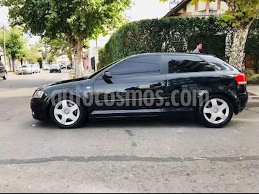 Audi A3 1.4 3P T FSI usado (2007) color Negro precio $329.900