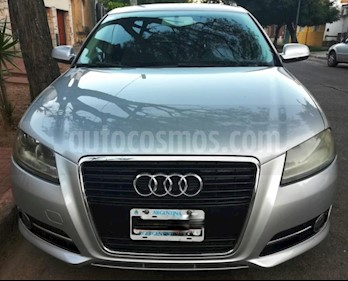 Foto venta Auto usado Audi A3 1.4 T FSI 3P  (2011) color Gris Claro precio $445.000