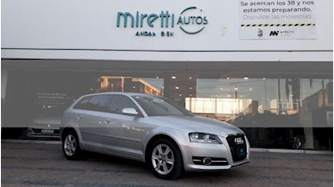 Foto venta Auto usado Audi A3 1.4 T FSI 3P  (2012) color Gris Claro precio $499.000