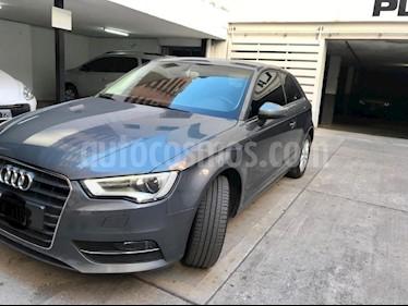 Foto venta Auto Usado Audi A3 1.4 T FSI 3P  (2015) color Gris Oscuro precio $960.000