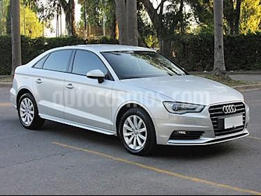 foto Audi A3 1.4 T FSI S-tronic usado (2015) color Gris Acero precio $900.000