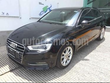 Foto venta Auto usado Audi A3 1.4L Ambiente Aut (2016) color Negro precio $295,000