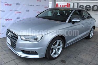 Foto venta Auto usado Audi A3 1.4L Ambiente Aut (2015) color Plata precio $255,000