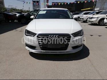 Foto venta Auto usado Audi A3 1.4L Ambiente Aut (2016) color Blanco precio $240,000