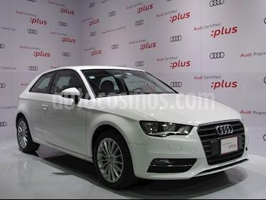 Foto venta Auto usado Audi A3 1.4L Ambiente Aut (2016) color Blanco precio $275,000