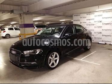 Foto venta Auto usado Audi A3 1.4L Ambiente Aut (2016) color Negro precio $280,000