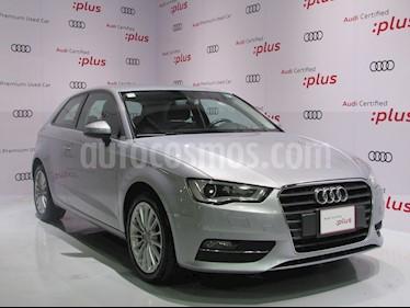 Foto venta Auto usado Audi A3 1.4L Ambiente Aut (2016) color Plata precio $280,000