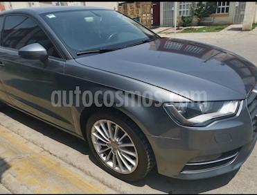 Audi A3 1.4L Ambiente Aut usado (2016) color Gris precio $270,000