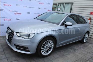 Foto venta Auto usado Audi A3 1.4L Ambiente Aut (2015) color Plata precio $240,000
