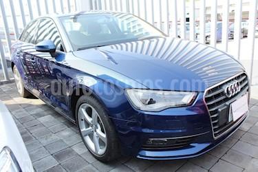 Foto venta Auto Seminuevo Audi A3 1.4L Ambiente Aut (2015) color Azul precio $275,000