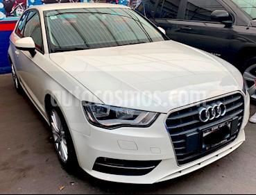 Audi A3 1.4L Ambiente Aut usado (2015) color Blanco precio $240,000