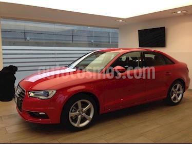 Audi A3 1.4L Ambiente Aut usado (2016) color Rojo precio $270,000