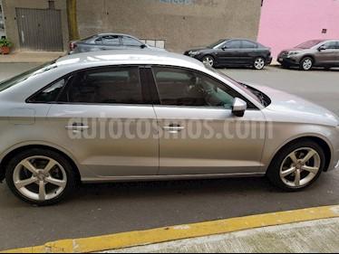 Foto venta Auto usado Audi A3 1.4L Ambiente Aut (2015) color Plata Hielo precio $239,500