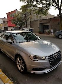 Audi A3 1.4L Ambiente Aut usado (2015) color Plata Hielo precio $245,000