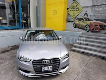 Foto venta Auto usado Audi A3 1.4L Ambiente Aut (2016) color Gris precio $297,000